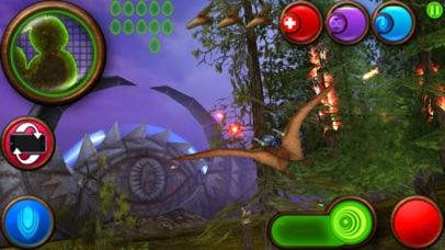 Screenshot from Nanosaur 2