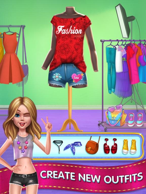 Fashion School Girl screenshot 7