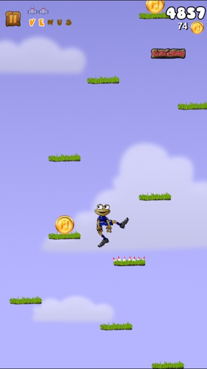 Froggy Jump screenshot-0