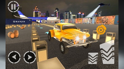 Car Parking:Trailer Challenge-3