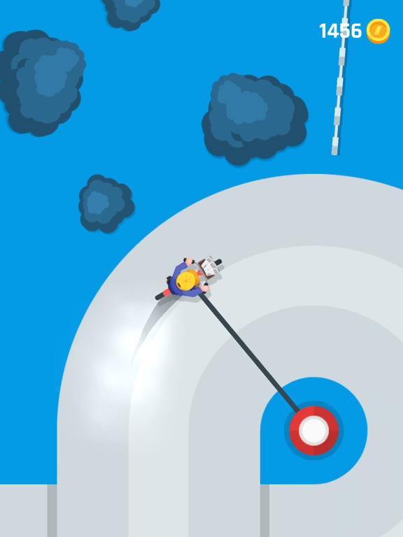 Paper Boy Challenge screenshot 5