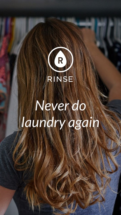 RINSE- Dry Cleaning & Laundry