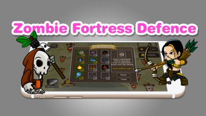 Zombie Fortress Defence screenshot four