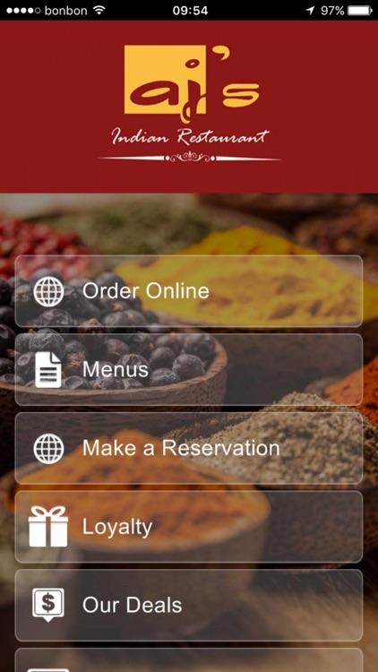 AJ's Indian Restaurant