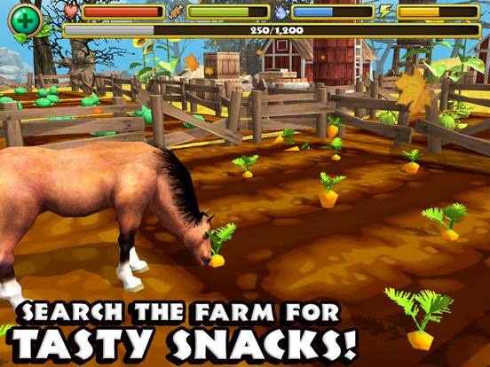 Скачать игру Wild Horse Simulator