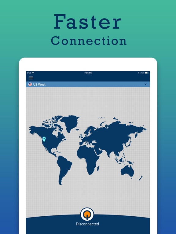 VPN - VPN Master-ipad-2