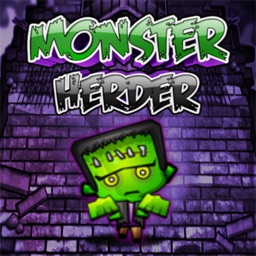 Halloween Monster Herder