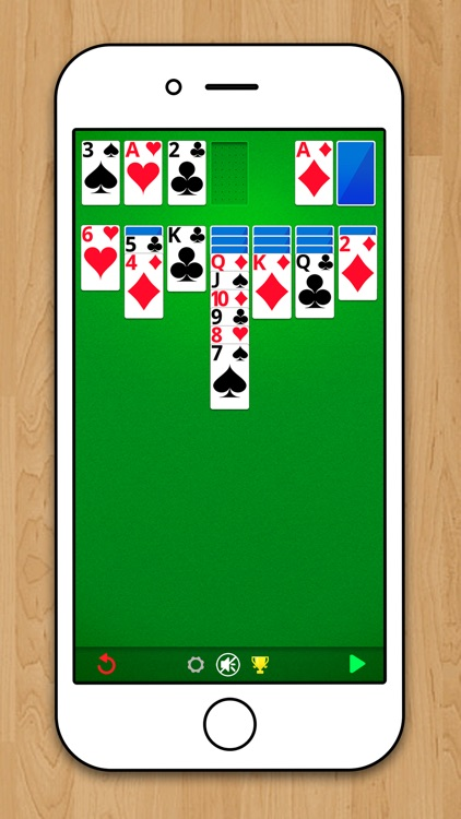 Standard Solitaire - Card Game screenshot-4