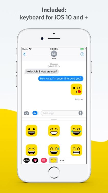 I love Emoji