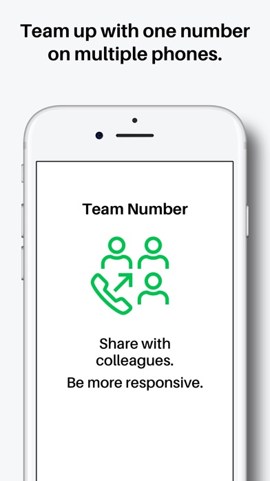 Sideline - Second Phone Number screenshot