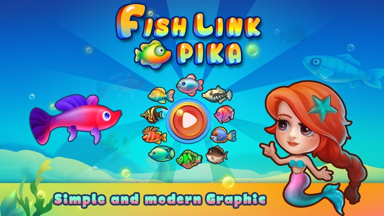 Fish Link Pika 2017 - Pikachis Advanture