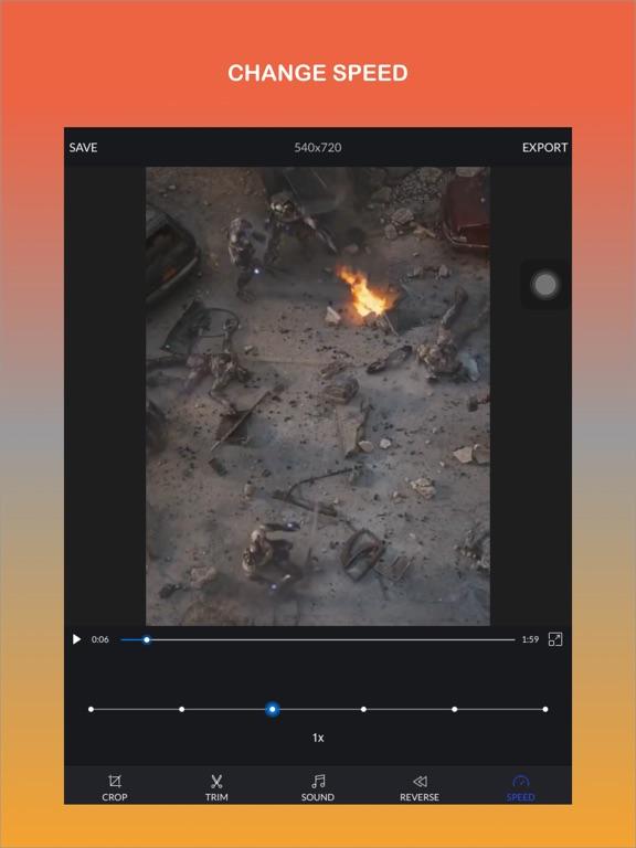 GIF Maker- Make GIF from video screenshot 9