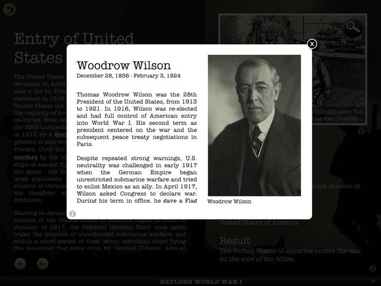World War 1 History: WW1 Lite screenshot-4
