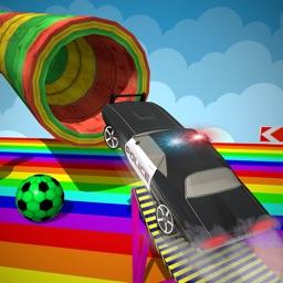 Speed Cop Stunt Car Simulator