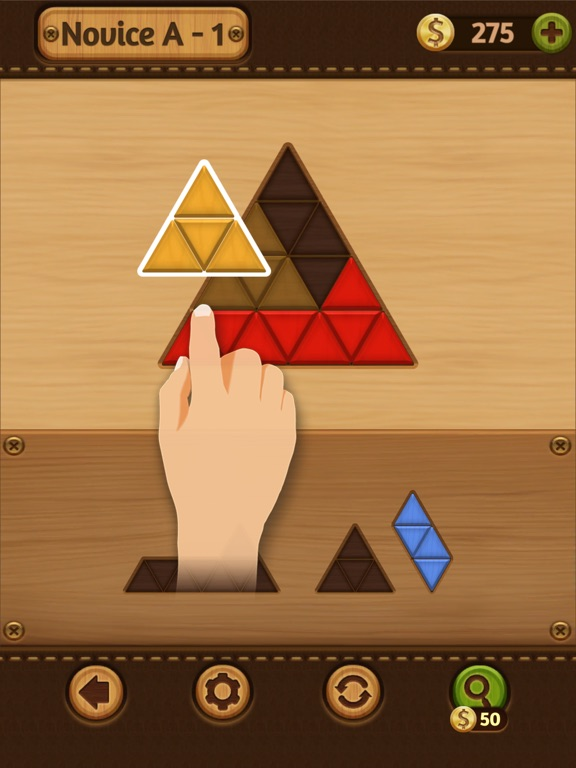 Block Puzzle: Wood Collection screenshot 10