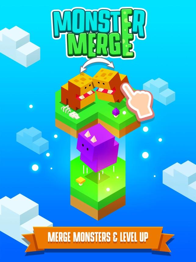 Monster Merge Screenshot