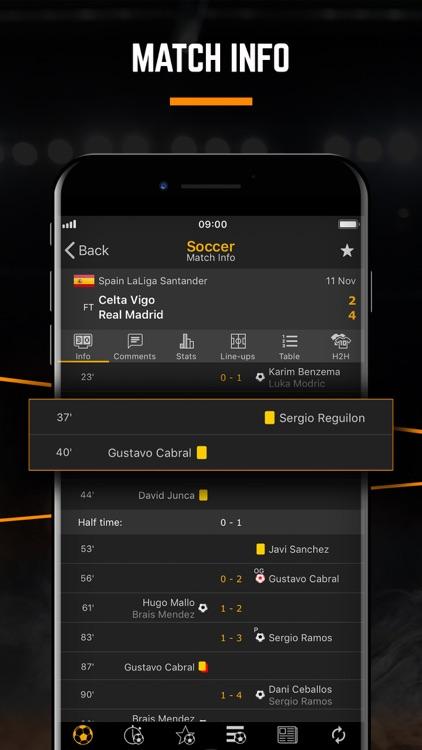 LiveScore: Live Sport Updates screenshot-5