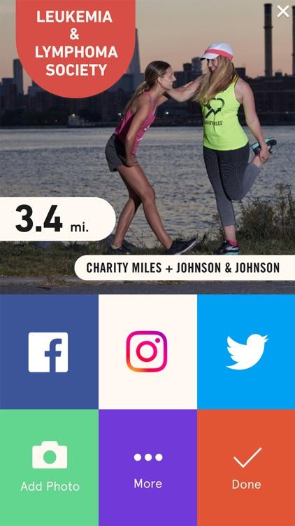 Charity Miles screenshot-4