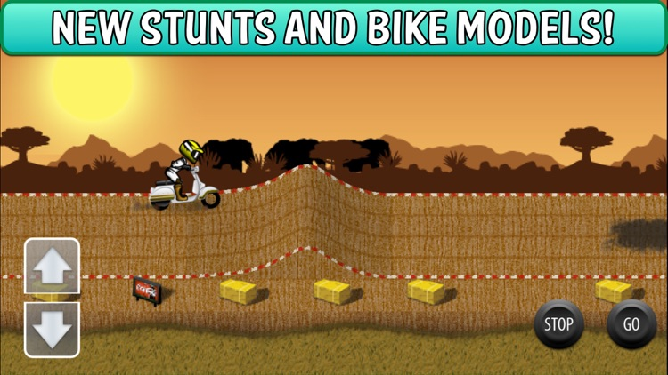 Speedy Biker Xtreme screenshot-1