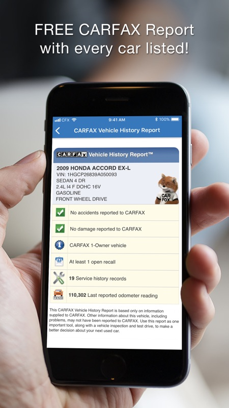Vehicle History Report Free >> Carfax Find Used Cars For Sale Online Game Hack And Cheat