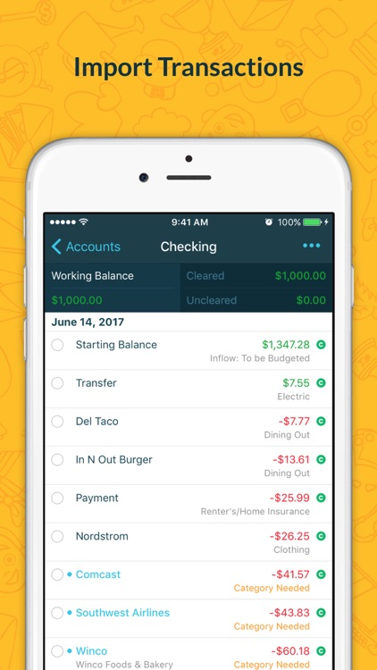 YNAB (You Need A Budget) screenshot-3