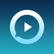 Video Chat for Facebook Friends, Free Video Calling App for iPhone, iPod, iPad and online chat - VideoCalls.io icon