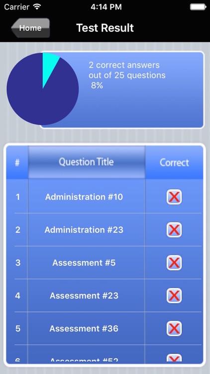 ASWB Bachelor's Exam Prep screenshot-4