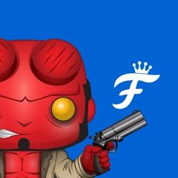 Hellboy Stickers By Funko