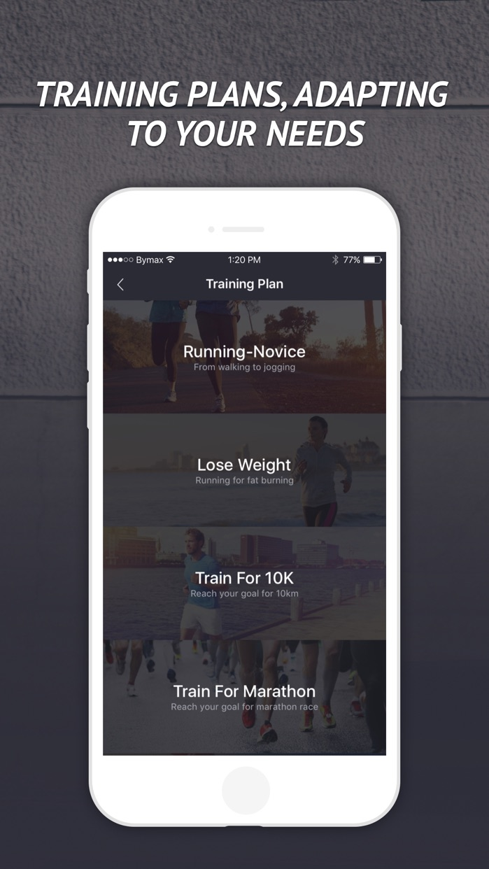Runtopia – Running Coach & Fitness Tracker Screenshot