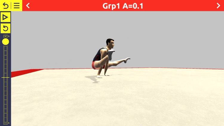 3D Gym Men - FB Curves screenshot-3