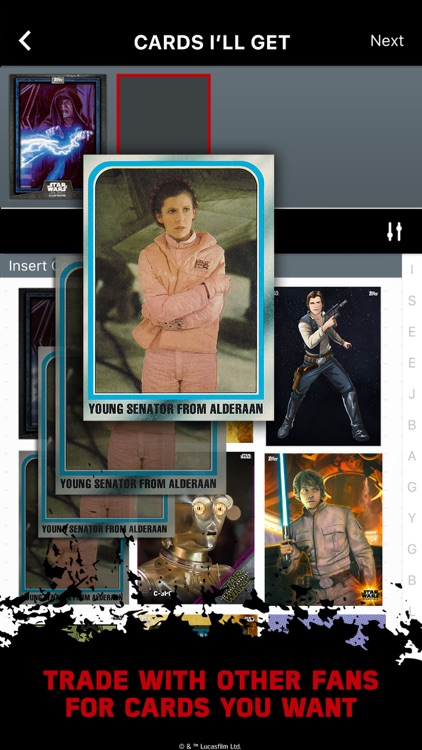 Star Wars™: Card Trader screenshot-3
