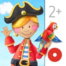 Activities of Tiny Pirates: Toddler's App