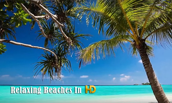 Relaxing Beaches In HD
