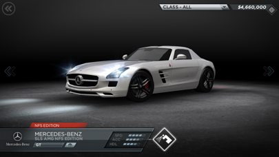 Screenshot for Need for Speed™ Most Wanted in Kazakhstan App Store