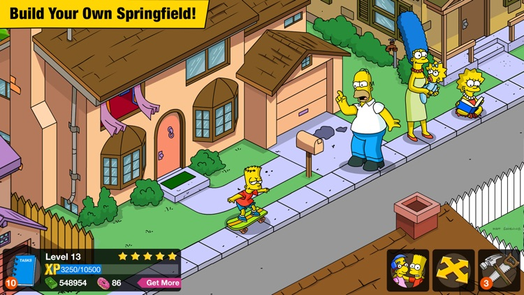 The Simpsons™: Tapped Out screenshot-0