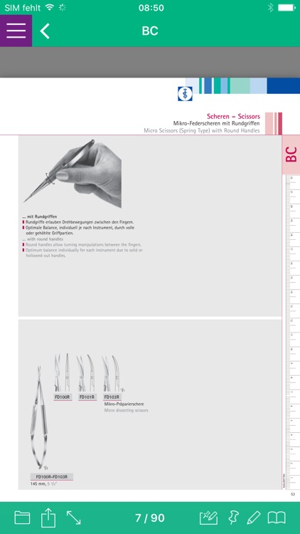 AESCULAP Surgical Instruments screenshot-4