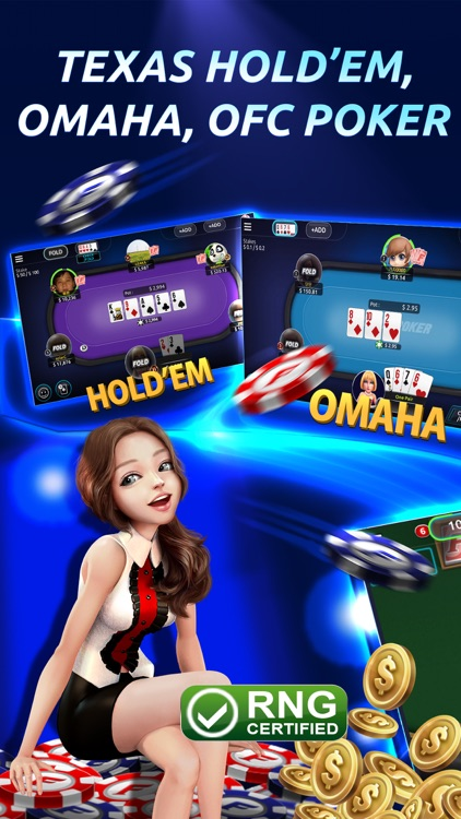Fulpot Poker-Texas Holdem Game screenshot-3