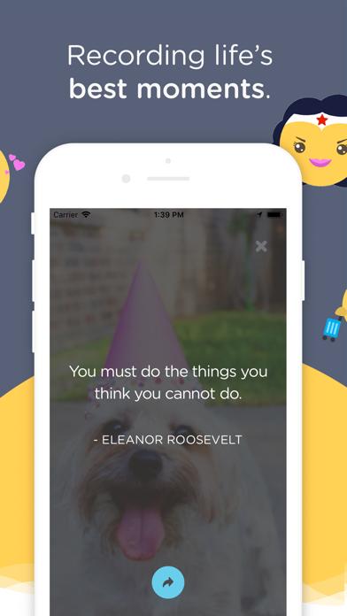 Screenshot for My Gratitude Journal in Denmark App Store