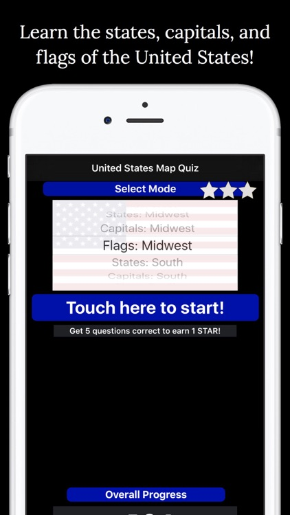 United States Map Quiz by Peaceful Pencil Ltd., The