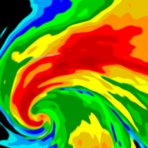 NOAA Weather Radar - Forecast