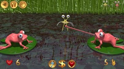 青蛙吃蚊子
