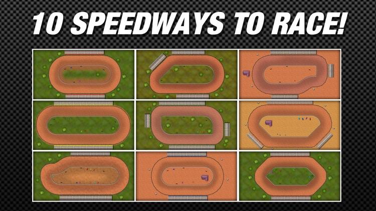 Dirt Racing 2 Sprint Car Game screenshot-3