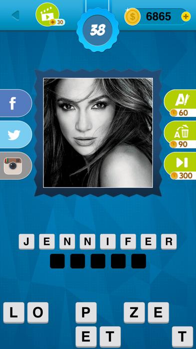 600 Celebs - Celebrity Guess QuizCaptura de pantalla de5