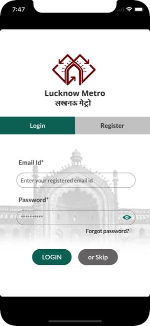 Lucknow Metro Map.Lucknow Metro Rail Official On The App Store
