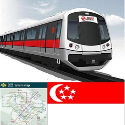 Singapore MRT Route finder