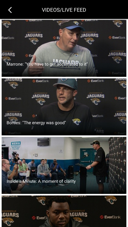 Official Jacksonville Jaguars screenshot-3