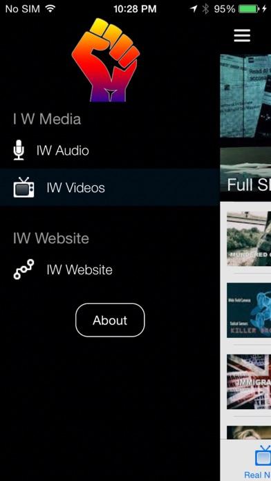 Info Wars Radio review screenshots