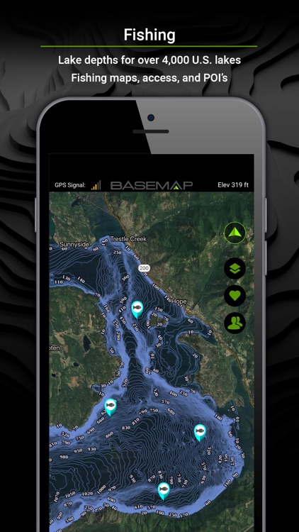 BaseMap: GPS for the Outdoors screenshot-5