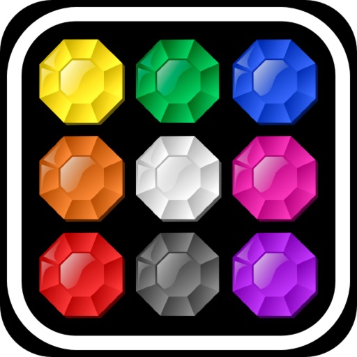 Rainbow Jewels: Color Connect!