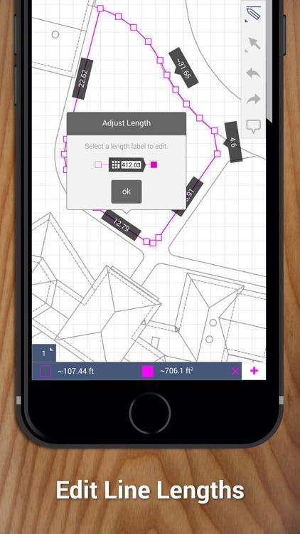 SketchAndCalc Area Calculator screenshot-7